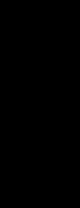 Cartoon Pirate Silhouette