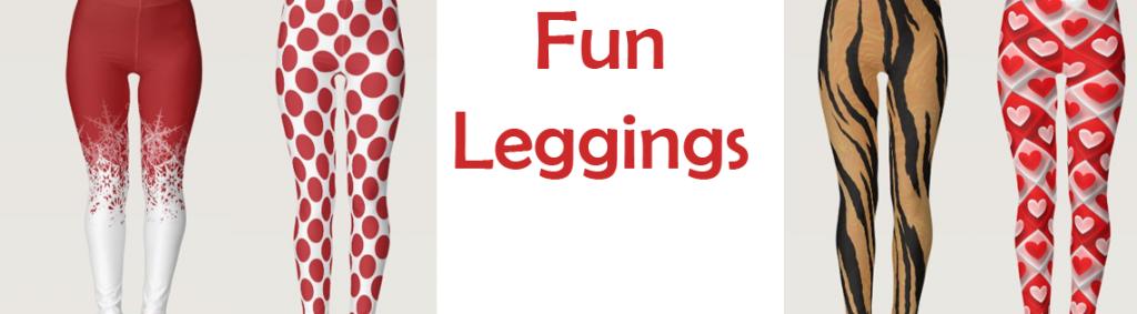 fun leggings collection